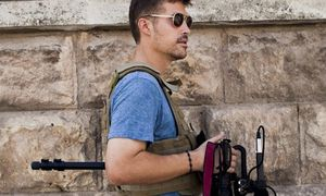 Der entführte US-Journalist James Foley. / Bild: APA/EPA/Nicole Tung / Courtesy o