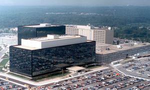 NSA-Hauptquartier in Fort Meade, Maryland. / Bild: (c) Reuters
