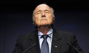 Joseph Blatter / Bild: (c) APA/EPA/STEFFEN SCHMIDT (STEFFEN SCHMIDT)