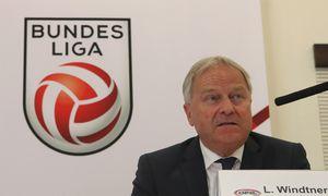 ÖFB-Präsident Leo Windtner. / Bild: (c) GEPA pictures