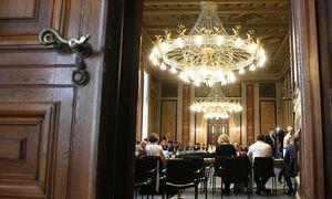 In 78 Sitzungen hat der Hypo-U-Ausschuss 124 Zeugen befragt. Jetzt liegt der Entwurf für einen Endbericht zur Pleite der Kärntner Landesbank vor. / Bild: (c) APA/HELMUT FOHRINGER