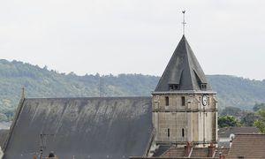 FRANCE-ATTACK-CHURCH / Bild: (c) APA/AFP/MATTHIEU ALEXANDRE (MATTHIEU ALEXANDRE)