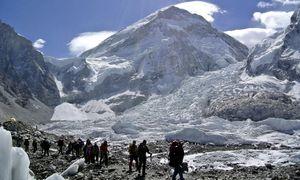 Nepal-Erdbeben: 61 Österreicher am Mount Everest unterwegs / Bild: (c) Reuters (STRINGER/NEPAL)