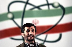 Irans Prsident Ahmadinejad / Bild: (c) AP