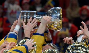 Sensation blieb Schweden EishockeyWeltmeister / Bild: (c) Gepa (Joel Marklund)