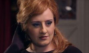 Adele als Adele-Doppelgängerin / Bild: (c) YouTube