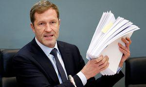 Der Ministerpräsident der Wallonie, Paul Magnette, hat Ceta bisher abgelehnt. / Bild: REUTERS