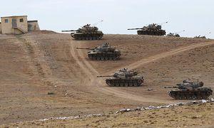 Türkische Panzer / Bild: (c) Reuters (Murad Sezer)