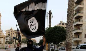 IS-Flagge / Bild: (c) REUTERS (STRINGER)