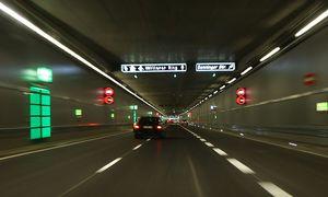 Vorbild München? Verkehr unter der Erde wie im Richard-Strauss-Tunnel.  / Bild: Haas, Robert / SZ-Photo / picturedesk.com