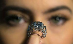 Die Diamantenbranche hat Millenials im Blick / Bild: APA/AFP/DANIEL LEAL-OLIVAS