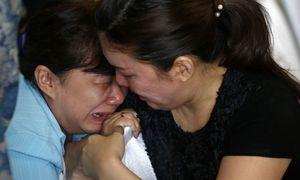 Die Suche nach Flug QZ8501 / Bild: Reuters (BEAWIHARTA)