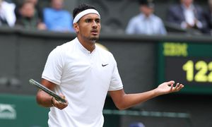 Nick Kyrgios / Bild: (c) GEPA pictures (GEPA pictures/ Alan Grieves)