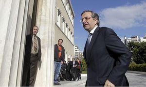 Premier Antonis Samaras konnte Neuwahlen in Griechenland nicht verhindern. / Bild: (c) APA/EPA/ORESTIS PANAGIOTOU