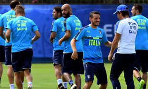 Italienisches Team / Bild: APA/AFP/VINCENZO PINTO