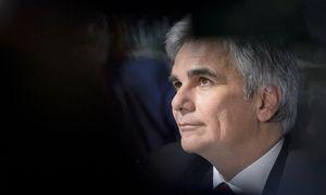SP-Parteichef Werner Faymann / Bild: APA/HERBERT NEUBAUER