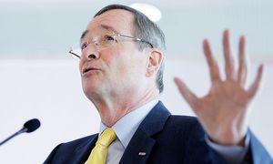 WKO- und Wirtschaftsbundchef Christoph Leitl / Bild: APA/GEORG HOCHMUTH