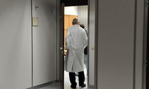 Themenbild: Arzt / Bild: (c) Die Presse (Clemens Fabry)