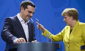 Angela Merkel und Alexis Tsipras auf einem Archivbild / Bild: REUTERS