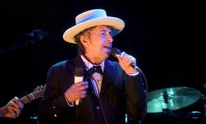 Bob Dylan / Bild: EPA