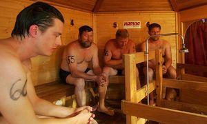 Archivbild einer Sauna-Weltmeisterschaft / Bild: EPA
