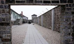 KZ-GEDENKSTAETTE MAUTHAUSEN / Bild: APA/RUBRA