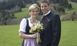 Nachwuchs beim Skistar-Ehepaar Marlies Schild und Benni Raich. / Bild: (c) APA/PRIVAT/UNBEKANNT