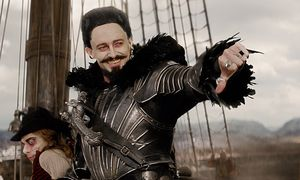 Hugh Jackman in ''Pan'' / Bild: (c) Courtesy of Warner Bros. Picture