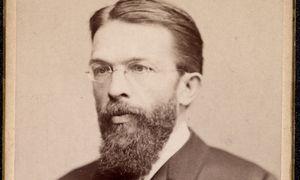 Carl Menger: Gründer der Österreichischen Schule. / Bild: (c) Josef Löwy/ÖNB-Bildarchiv/picturedesk.com