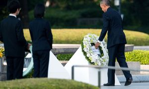 Bild: (c) APA/AFP/TOSHIFUMI KITAMURA (TOSHIFUMI KITAMURA)