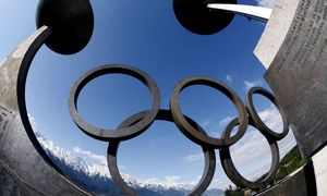 Olympia in Innsbruck, gibt es 2026 eine Neuauflage? / Bild: APA/Techt