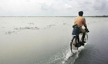 Sri Lanka (hier die Ostküste in Kalmunai) war nicht auf den Tsunami vorbereitet. / Bild: (c) REUTERS