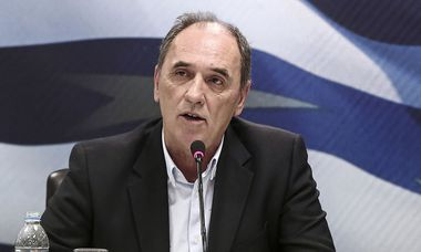 Finanzminister Varoufakis / Bild: Bloomberg