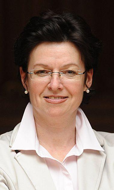 Die interimistische Parteichefin der Wiener ÖVP: Gabriele Tamandl