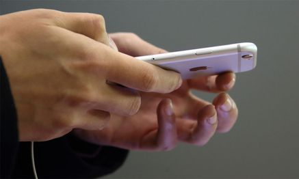 iPhone 6 als Verkaufsschlager. / Bild: (c) Bloomberg (Tomohiro Ohsumi)