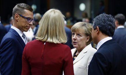 Merkel am EU-Gipfel / Bild: REUTERS