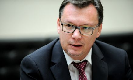 In der Kritik: SPÖ-Manager Darabos. / Bild: (c) Die Presse (Clemens Fabry)