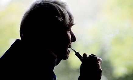 """Siegfried Lenz wurde mit dem Roman """"Deutschstunde"""" weltbekannt / Bild: (c) APA/dpa"""