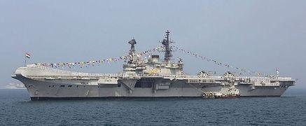 INS Viraat / Bild: Indian Navy