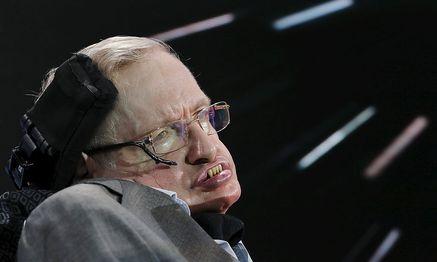 Stephen Hawking / Bild: REUTERS