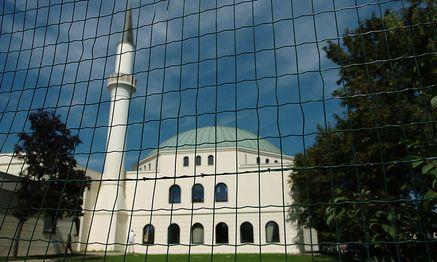 Das islamische Zentrum in Wien Floridsdorf / Bild: Clemens Fabry