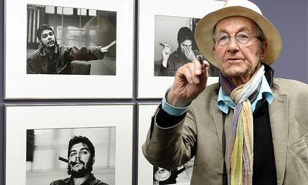 Rene Burri von seiner berühmtesten Fotoserie, jener von Che Guevara / Bild: (c) APA/EPA (WALTER BIERI)