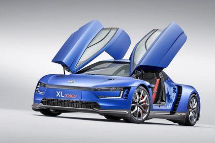 Die neue Volkswagen Studie XL Sport / Bild: (c) Verwendung fuer Pressezwecke honorarfrei