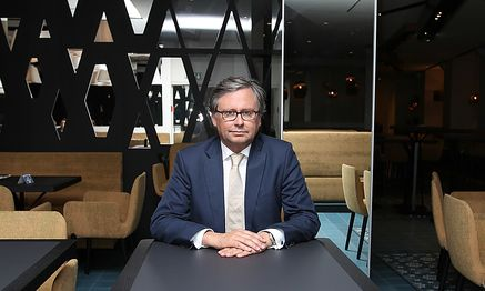 ORF-Generaldirektor Alexander Wrabetz / Bild: (c) Die Presse/Stanislav Jenis