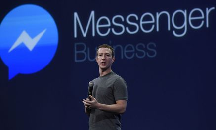 Mark Zuckerberg bittet die Aktionäre um Geduld. / Bild: (c) Bloomberg (David Paul Morris)