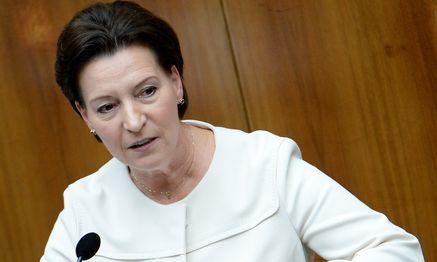 Bildungsministerin Heinisch-Hosek. / Bild: (c) APA/ROLAND SCHLAGER (ROLAND SCHLAGER)