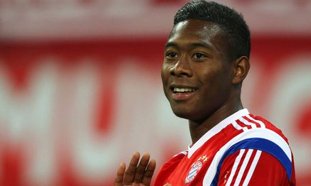 David Alaba  / Bild: (c) GEPA (Thomas Bachun)