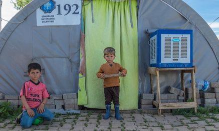Die EU will die Hilfsprogramme für syrische Flüchtlinge in der Türkei deutlich verändern.   / Bild: imago/Pacific Press Agency