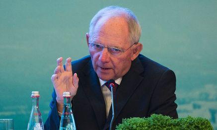 Wolfgang Schäuble / Bild: APA/AFP/FRED DUFOUR