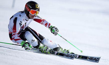 Anna Fenninger hat in der letzten Saison großes geleistet und startet mit einem ganz neuen Gefühl in den Winter. / Bild: (c) GEPA pictures